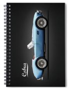 Shelby Cobra 289 1964 Spiral Notebook