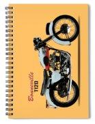 1959 T120 Bonneville Spiral Notebook