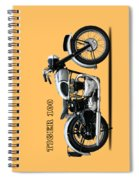 The Tiger 100 1949 Spiral Notebook