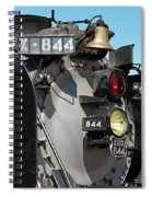 Up 844 With Friends Spiral Notebook
