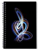 Tic 20180218-5369 Spiral Notebook