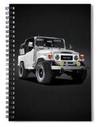 The Land Cruiser Spiral Notebook