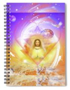 Miracle Blessing Spiral Notebook
