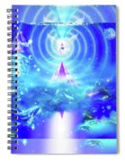 A New Earth Spiral Notebook