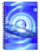 I Am Sempiternal Light Spiral Notebook