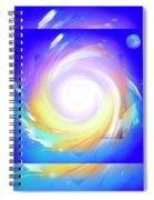 5d Activation Portal Spiral Notebook