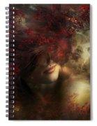 Mia Spiral Notebook