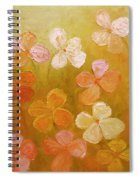 Golden Offspring Spiral Notebook