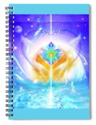Blissful Heart Spiral Notebook