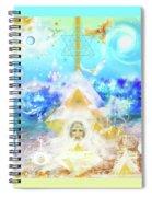 The Divine Masculine Spiral Notebook