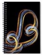Tic 20180226-7753 Spiral Notebook