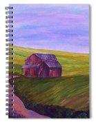 Blue Skies In The Hill Country Spiral Notebook
