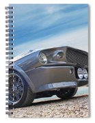 Eleanor's Day Out Spiral Notebook