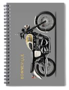 The Bonneville T100 Spiral Notebook