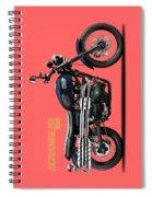 Triumph Scrambler 900 Spiral Notebook