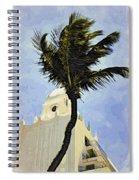 Aruba Palm Spiral Notebook