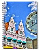 Aruba Time Spiral Notebook