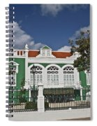 Aruba059 Spiral Notebook