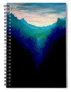 Arwen Cover Art 1 Spiral Notebook