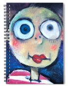 As A Child Spiral Notebook