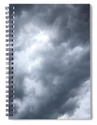 As Above Spiral Notebook