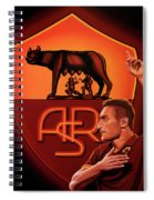 As Roma Painting Spiral Notebook