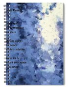 As We Know  Spiral Notebook
