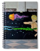 Asbury Park Art 2 Spiral Notebook