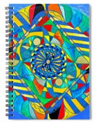 Ascended Reunion Spiral Notebook