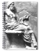 Asclepius Spiral Notebook