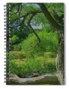 Ash Tree Spiral Notebook