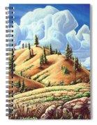 Ashcroft Landscape Spiral Notebook
