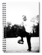 Ashish Soccef Spiral Notebook
