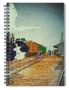 Ashland Station Spiral Notebook