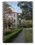 Ashley Hall School Spiral Notebook