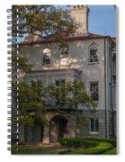 Ashley Hall School In Charleston Sc Spiral Notebook
