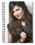 Ashley Tisdale Spiral Notebook