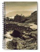 Ashness Bridge Cumbria England Spiral Notebook