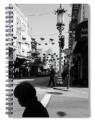 Asian Image Spiral Notebook