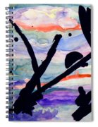 Asian Impression Spiral Notebook
