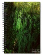Asparagus Jungle Spiral Notebook