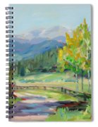 Aspen Lane Spiral Notebook