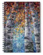 Aspen Trees  Spiral Notebook