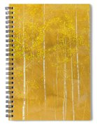Aspens Spiral Notebook