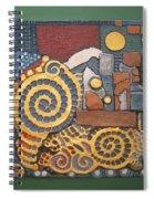 Aspirations Spiral Notebook