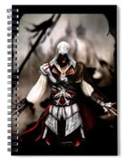 Assassin's Creed II Spiral Notebook