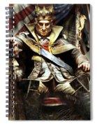 Assassin's Creed IIi Spiral Notebook