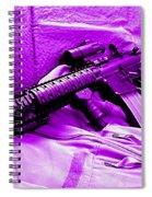 Assault Rifle Spiral Notebook