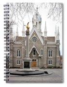 Assembly Hall Spiral Notebook