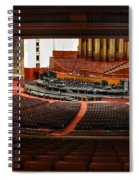 Assembly Hall Temple Square Spiral Notebook